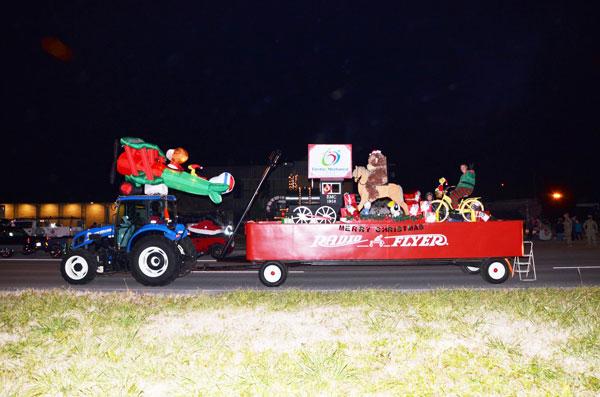 2018 Bristol Christmas Parade